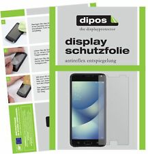 2x Asus Zenfone 4 Max 5,2 Zoll ZC520KL Protector de Pantalla protectores mate