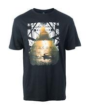 Rip Curl Mens Rash Vest.aggro Relaxed Upf50 Sun Protection Top T Shirt 7s BM 30 XL