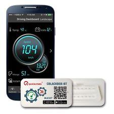 Quicklynks Diagnosi Bluetooth OBD2 EOBD BLE327 Auto Diagnostic Scanner