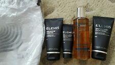 Elemis Gift Set For Men ~ Ideal for Travel or Starter. Includes Marine Cream