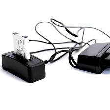 Akku für Praktica luxmedia 6503 + Ladestation + Netzladegerät