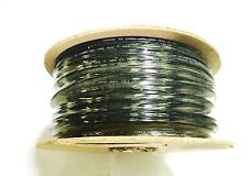 UL1015-16AWG-BLACK-500FT - BLACK STRANDED COPPER WIRE, 16AWG, 600V