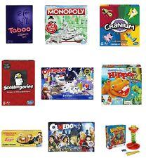 Juego de Mesa Familiar - Elegir Clásico para Niños Adultos Hasbro MB Parker