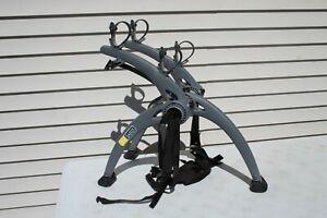 Saris Bones 2 Bicycle Bike Rack / Trunk Hatch Mount Grey Excellent Condition