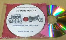 kawasaki motorcycle repair manuals & literature h2 ebay kawasaki vulcan 1500 wiring diagram kawasaki h2 750 triple parts list cd h2a h2b h2c 1972 1975