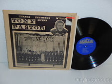 TONY PASTOR & His Orchestra Ready Get Set Jump, 1940-1949 LP Bandstand 7114 VG+