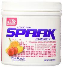 ADVOCARE SPARK FRUIT PUNCH CANISTER 10.5 OZ NEW SEALED 42 SERVINGS