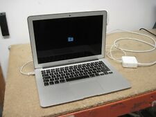 "DAMAGED APPLE MACBOOK AIR 13"" LAPTOP (2015) MJVG2B/A CORE i5 1.6GHz 4GB (RN4462)"