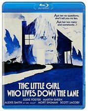 The Little Girl Who Lives Down the Lane [New Blu-ray] Subtitled