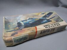 AH966 AIRFIX WWII WW2 HELLCAT 253 1/72 SERIES 2 DIORAMA MAQUETTE