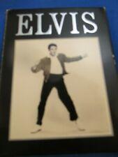 ELVIS PRESLEY COLLECTION MINI BLACK BOX w/12 PROMO CARDS