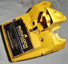 Gehäuse von Mc Culloch Super Pro 40 Oldtimer Kettensäge