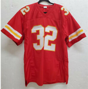 XL Jersey - Red, Yellow & White - Number 32 - Mathieu, Raised Lettering, NEW