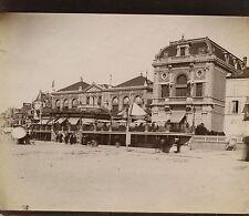 Régionalisme Normandie Trouville casino 1880