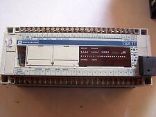 3d) TELEMECANIQUE TSX 17 2 3428 V:1/4 + cartes TSX P1720FA et TSX MC70 E224