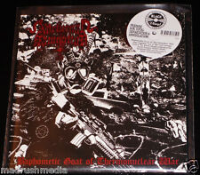 Nihil Domination / Nocturnal Damnation: Baphometic Goat Of Thermonuclear War LP