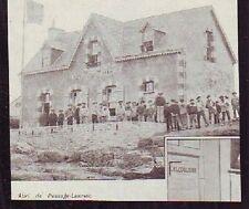 1909  --  ABRI DU MARIN DE PASSAGE LANRIEC  K851