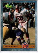 1993 Classic Draft Lester Holmes