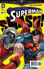 Superman #20 (NM)`13 Lobdell/ Kuder
