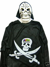 Halloween Skeleton Boys Budget Costume Large Sz 7 - 10