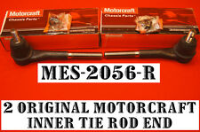 Set of 2 Motorcraft Inner Tie Rod End MES2056R 1998-2002 Lincoln Town Car