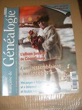 La revue fraçaise de généalogie N°131 Coco Chanel Patronyme Couple - souche