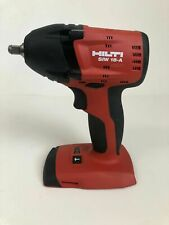 """HILTI  SIW 18-A  ,3/8""""  IMPACT WRENCH  TOOL ONLY OEM."""