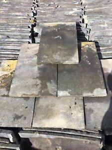 Reclaimed roof tiles -£2 For 10 Tiles -20p Per Tile