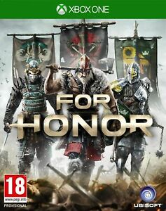 For Honor Xbox One PRISTINE 1st Class Super FAST and FREE DELIVERY