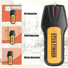 Metal Detector Wood Stud Finder Electronic Wire Sensor Cable Scanner TS78B