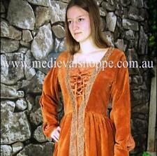 Velvet Dress Costumes for Women