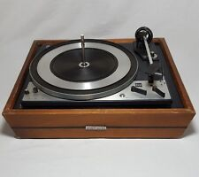 Dual 1218 United Audio Direct Drive Turntable- FOR PARTS OR REPAIR
