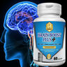 Brain Boost For Mental Clarity Energy Focus & Memory Herbal  Neuro Supplement