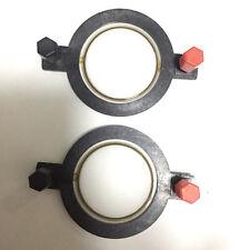 2pcs 44.4mm AFT Diaphragm for B&C DE250-8 DE160-8 DE16-8 DE25-8 (80mm Frame)8Ohm