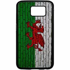 Samsung Galaxy Case with Flag of Wales Options
