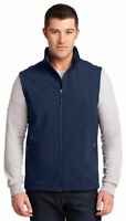 Port Authority Men's Waterproof Sleeveless Zippered Winter Polyester Vest. J325