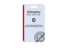 S Adapter  Nano Sim Card to Micro Sim Card Adapter