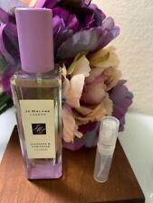 JO MALONE Limited Lavender & Coriander Cologne Spray 2ml sample Atomizer