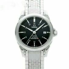 OMEGA Deville Co-Axial Chronometer GMT 4533.51 Automatic Watch Used Ex++