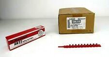 1000 Ramset Hr22 Cartridges for TS60P TS750P HILTI DX351 DX450 DX460 DXA40 DXA41