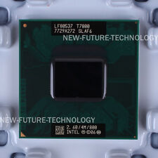 Intel Core 2 Duo T7800 SLAF6 800MHZ 2.6GHz 4MB CPU Prozessoren