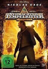 Das Vermächtnis der Tempelritter von Jon Turteltaub   DVD   Zustand gut