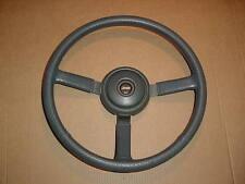 81 82 83 84 85 86 87 88 89 90 91 92 Jeep CJ Leather steering wheel Cherokee 1986