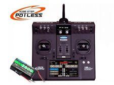 Futaba FX36 Potless Fernsteuerung +R7008SB + Sender-Lipo + Ladegerät - 01000208
