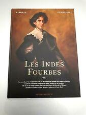 BD :  LES INDES FOURBES  noté  Premiere Edition -  TB ETAT - GUARNIDO