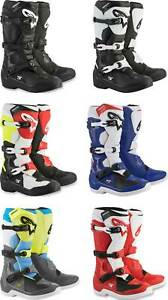 Alpinestars Tech 3 Boots - MX Motocross Dirt Bike Off-Road ATV Mens Gear