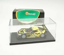 Kyosho Dslot43 Chevrolet Corvette C6-R with Chassis 2007 ALMS 1/43 1:43