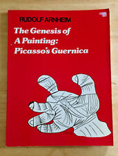 The Genesis of a Painting: Picasso's Guernica 1980 Paperback Rudolf Arnheim