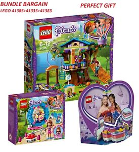 New Lego Friends 66620 Super Bundle Consists 41383 41385 41335 Perfect XMAS Gift