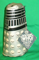 RARE: Dalek pencil case from 1984, WITH TAG! Doctor Who. % to charity do!